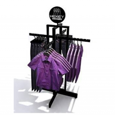 Garment Shop Clothes Rack
