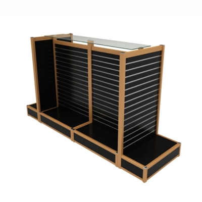 Headwear Underwear Display Rack