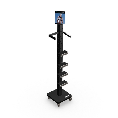 Double-Sided Standing Shoe Rack Bracket